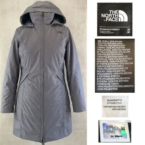 SOLD  $$$$$   NORTH FACE CYL2 HYVENT Parka Jacket
